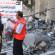 بدعم من فاعل خير من مادما – نابلس جمعية الفلاح الخيرية توزع الطرود الغذائية للمتضررين من الحرب على غزة