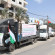 توزيع مساعدات أنسانية للاسر المتضررة من الحرب ( طرود غذائية – مساعدات نقدية – نيونات شواحن )