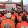 المبادرة الاهلية العمانية توزع مساعدات مالية لرجال الاطفاء والاسعاف