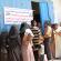 على نفقة فاعلي خير في سلطنة عمان جمعية الفلاح الخيرية توزع الطرود الغذائية على الأسر الفقيرة والمتضررة من الحرب على غزة