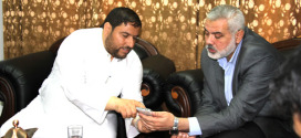 هنية يشيد بجمعية الفلاح الخيرية والقائمين عليها بأهل الخير في الخليج العربي