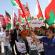 الفلاح الخيرية في فلسطين تنظم وقفة تضامنية في ميناء ومطار غزة